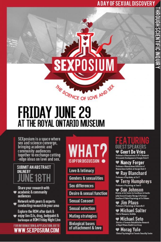 SExposium 2018, Poster
