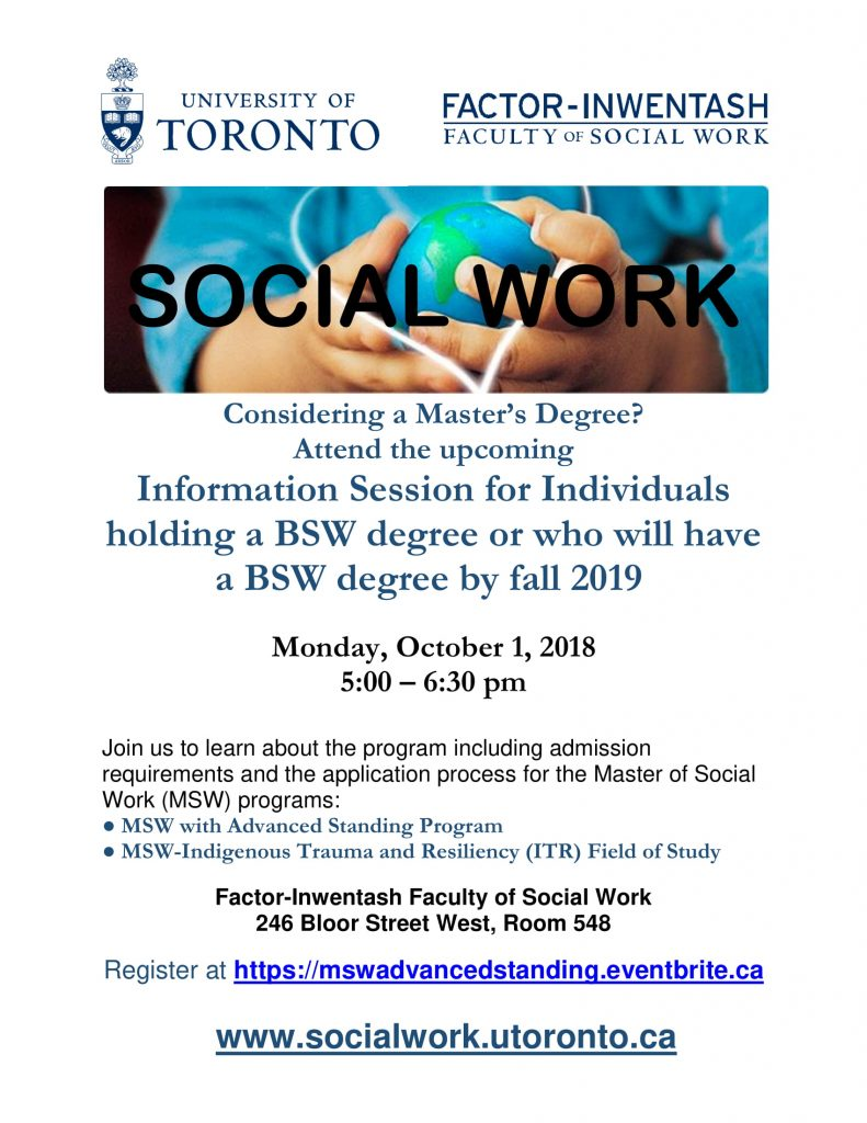 MSW Info Session Advanced Standing 2018 (Oct1)-1