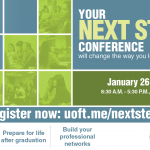 Next Steps Conference - LCD Screen Promo