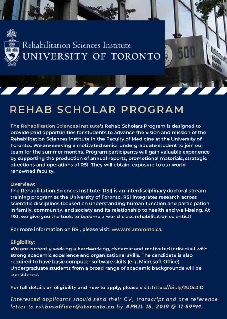 Rehab Scholar Program_Ad-1